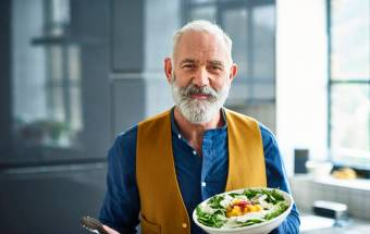 Healthy Eating Could Delay Onset of Parkinson's Disease