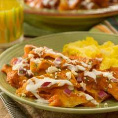ChipotleChilaquiles
