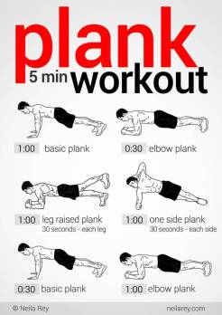 planking, planking workout