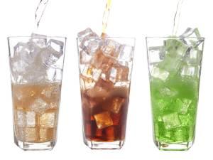 sugary drinks, soda