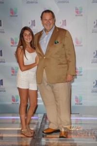 raul de molina and daughter Mia