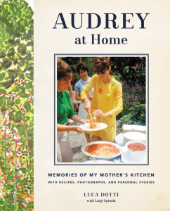 Audrey At Home book cover