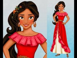 Elena of Avalor, Disney Latina princess