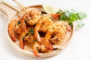 shrimp bad for you?