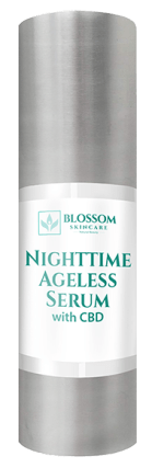 Nighttime Ageless Serum with CBD
