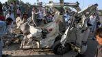 شیخوپورہ کے قریب کوسٹر ٹرین کی زد میں آگئی، 20 سکھ یاتری ہلاک، کئی زخمی