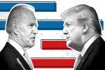 امریکی انتخابات: جوبائیڈن 264 الیکٹورل ووٹ کیساتھ آگے، ٹرمپ کے 214 ووٹ