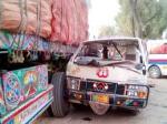 دھند کے باعث ٹریفک حادثات، 7 افراد جاں بحق،29زخمی