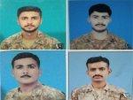 جنوبی وزیرستان میں دہشت گردوں کی چیک پوسٹ پرفائرنگ سے 4 جوان شہید