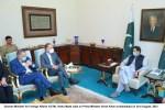 ۔وزیراعظم عمران خان اور جنرل باجوہ سے جرمن وزیر خارجہ کی ملاقات