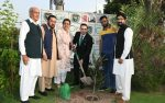 اسلام آباد چیمبر آف کامرس اینڈ انڈسٹری میں شجرکاری مہم کا آغاز