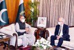 پاکستان اور ناروے کے درمیان اقتصادی اور ثقافتی تعلقات بڑھانے کی ضرورت ہے، ڈاکٹر عارف علوی