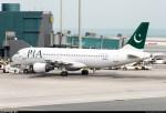 کراچی : پی آئی اے کا فلیٹ سے ریٹائر 6 ایئربس 320 طیارے فروخت کرنے کا فیصلہ