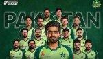 ٹی20 ورلڈ کپ میں شرکت کیلئے پاکستانی ٹیم متحدہ عرب امارات پہنچ گئی