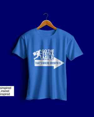 """GO THE EXTRA MILE"" T-SHIRT"