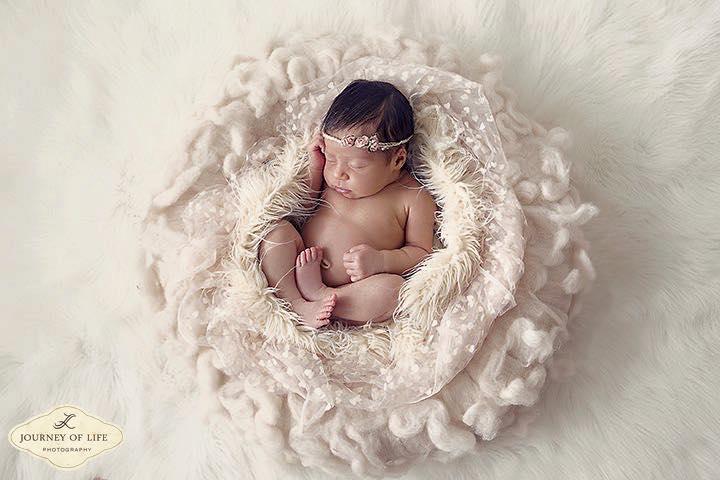 Ziva newborn shot