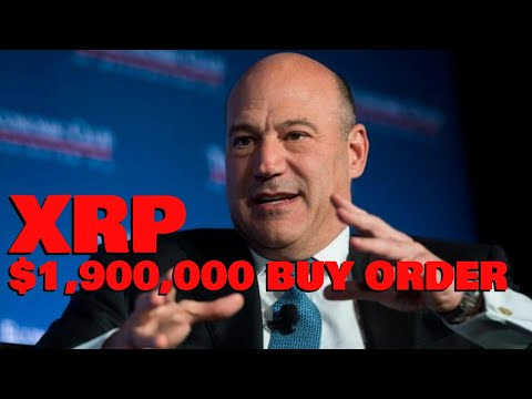 XRP NOT NEEDED: Ex Goldman Sachs Pres. Against Crypto/$1.9 ...