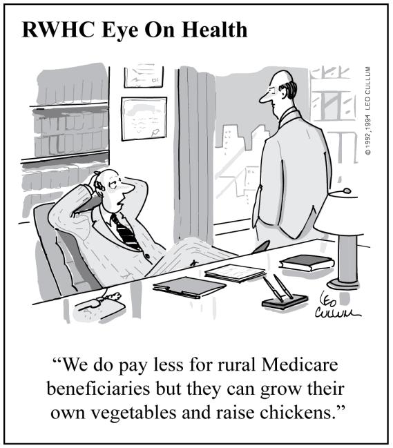 Cartoon by Leo Cullum