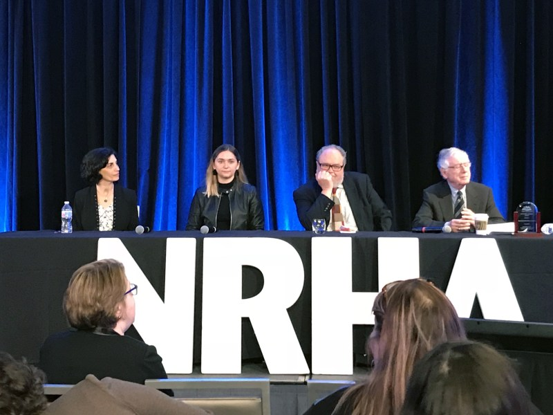 National Rural Health Association panel