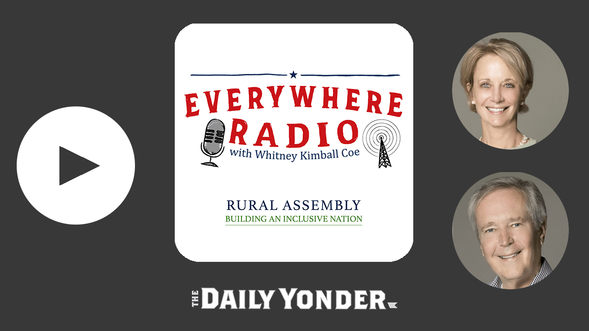 Episode art for Everywhere Radio with Deb and James Fallows