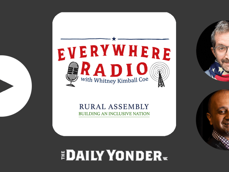 Episode art for Everywhere Radio with Harry Gottlieb and Kiran Singh Sirah