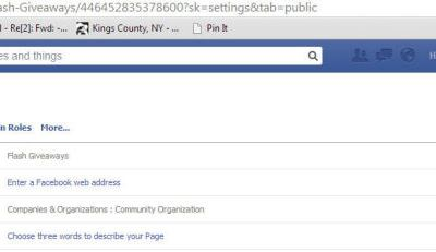 How to change Facebook page name? This is how I did it