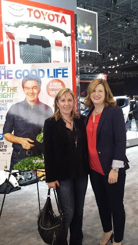 The New York International Auto show Dr. Oz Magazine