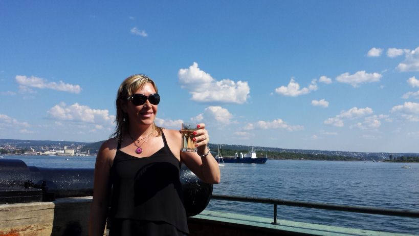 Cheers from Oslo!