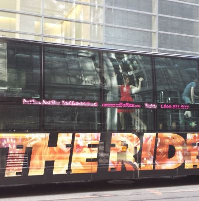 Experience the RIDE NYC and Get a Brilliant Tour of New York, Like No Other {Review}