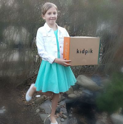 kidpik – Affordable Girls Fashion Subscription Box