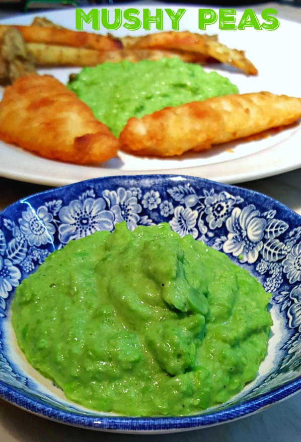 mushy peas easy recipe