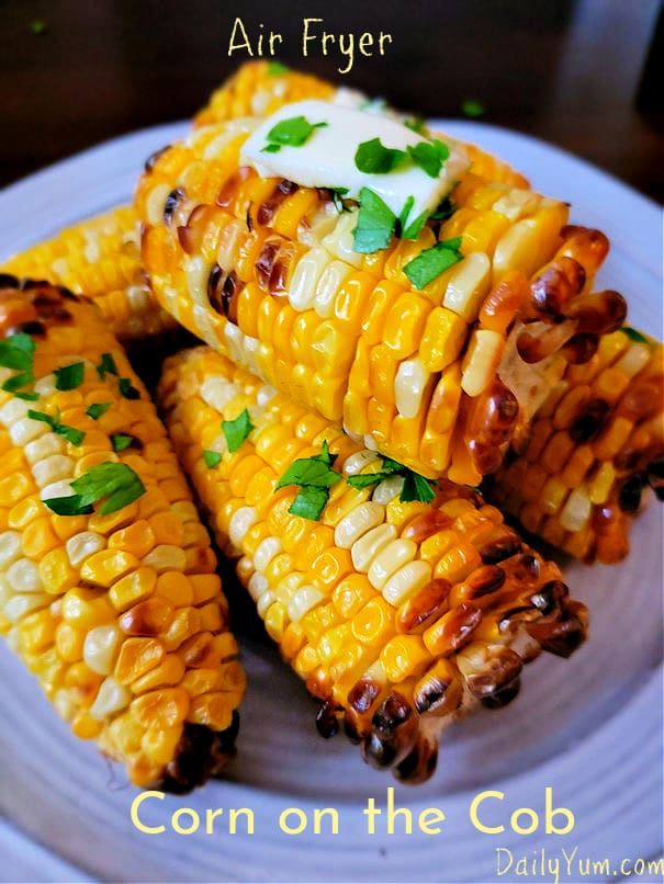 corn on the cob recipe in the air fryer