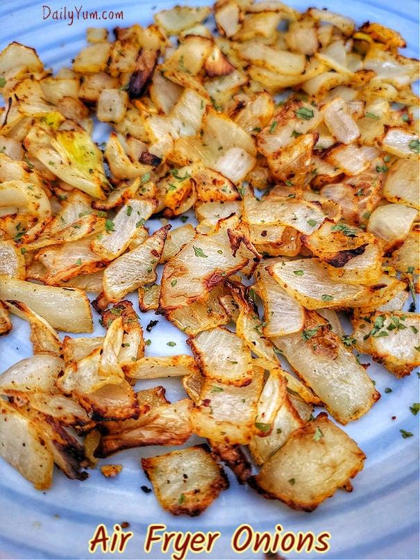 Air Fryer Onions