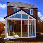 energy efficient conservatory