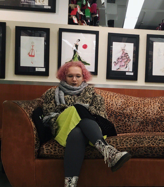 Assistant Designer, Amy West, Atelier
