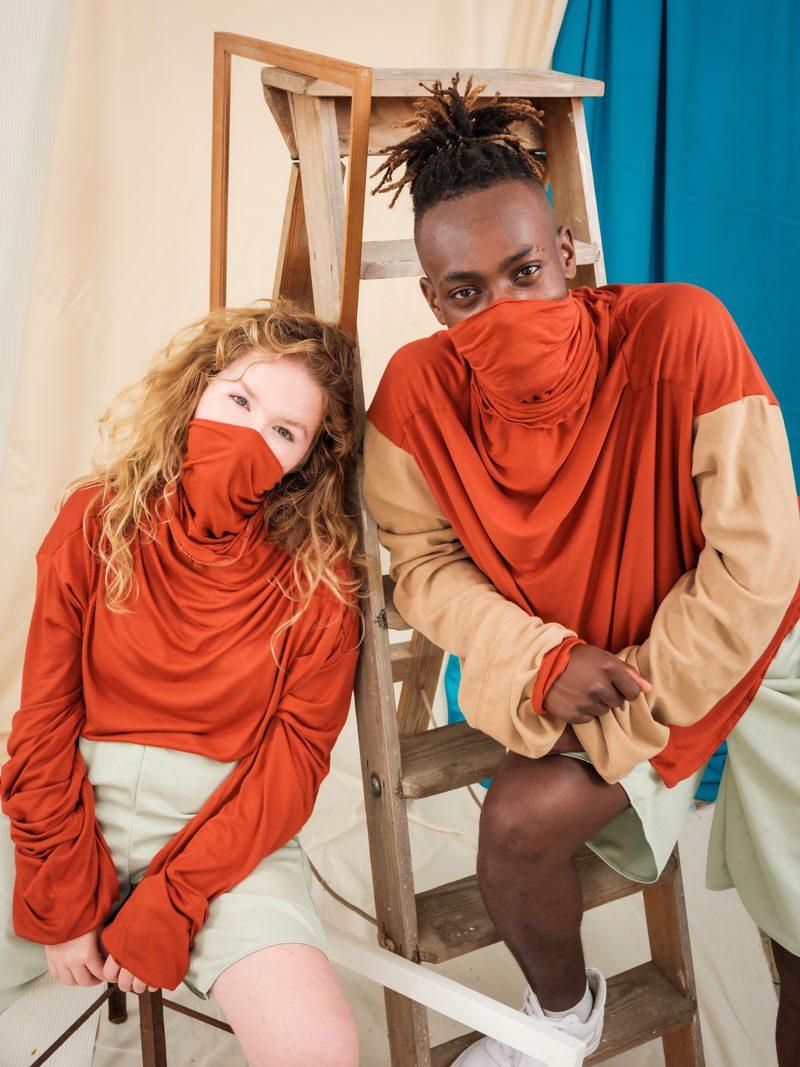Quarantee Unisex Gender Fluid Clothing