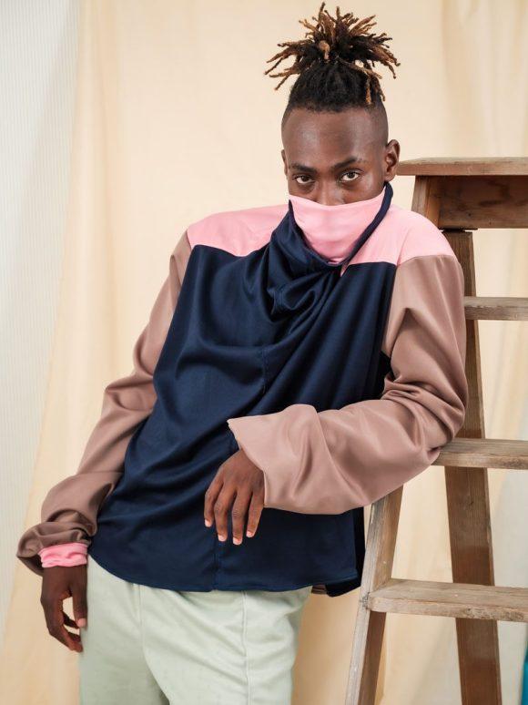 Quarantee Face Masking Alternative circular fashion brand.