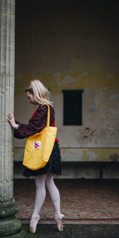 Zero waste circular fashion upcycled clothing batwing oversized unisex handmade jumpers Tote bags