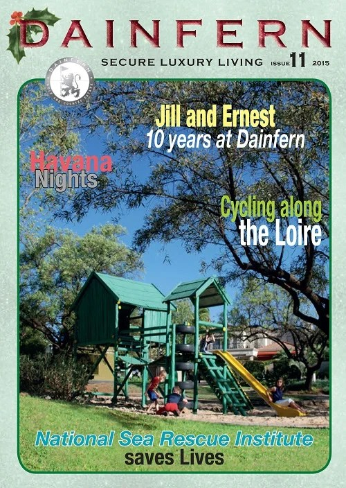 DAINFERN ESTATE MAGAZINE ISSUE 11 2015