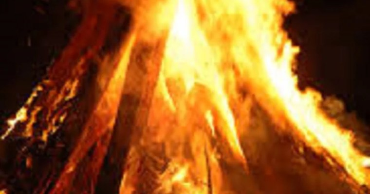 YOUTH BONFIRE EVENING : 21 OCTOBER 2016