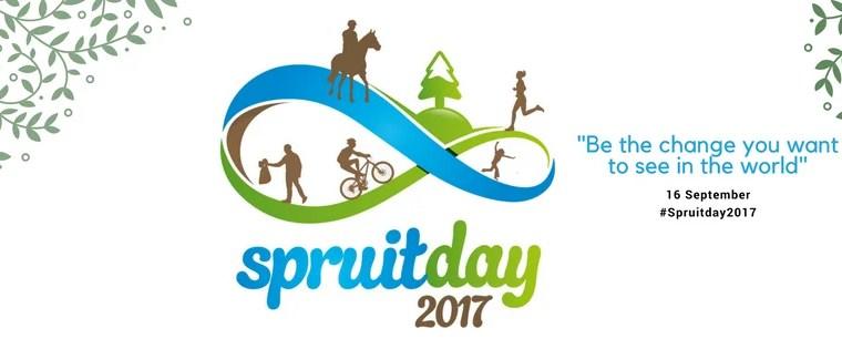 SPRUIT DAY: 16 SEPTEMBER 2017