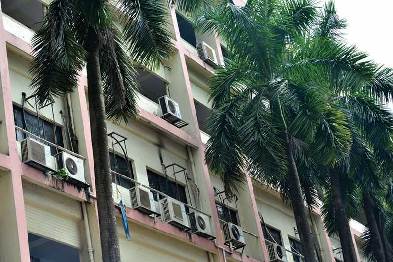 হাসপাতালে নির্মল বায়ু রোগী ফিরবে দ্রুত বাড়ি চাপ কমবে হাসপাতালে