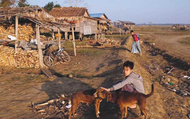 সমুদ্রপৃষ্ঠের উচ্চতাবৃদ্ধি ঝুঁকিতে মিয়ানমারের কয়েকশ গ্রাম