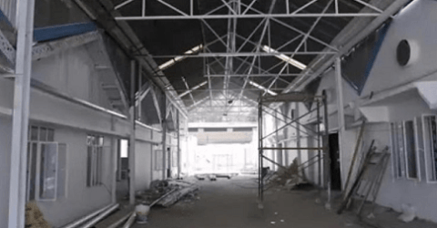 করোনা হাসপাতাল: আকিজের নির্মাণ কাজ ফের শুরু