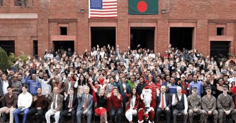 ঢাকা ত্যাগে বিশেষ ফ্লাইটের ব্যবস্থা করল মার্কিন দূতাবাস