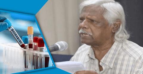 সফল গণস্বাস্থ্য কেন্দ্র, কাল নমুনা হস্তান্তর : জাফরুল্লাহ
