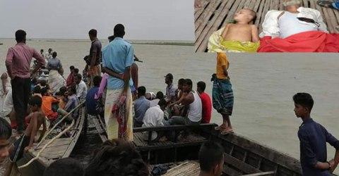 যমুনায় নৌকাডুবিতে ৫ জনের মরদেহ উদ্ধার