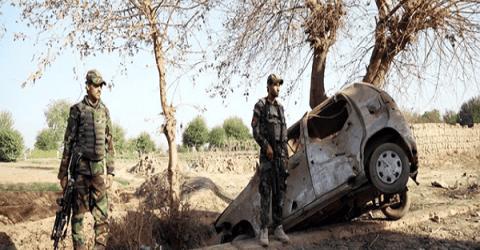 আফগানিস্তানে মাদরাসায় হামলা, ইমামসহ ১১ শিশু নিহত
