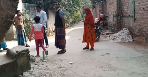 শার্শায় সরকারি জমি দখলে: বিপাকে পড়েছে হাজারো মানুষ