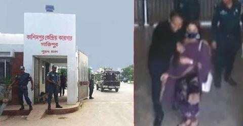 বন্দির নারীসঙ্গ, ডিপুটি জেলারসহ ৩ কর্মকর্তা প্রত্যাহার